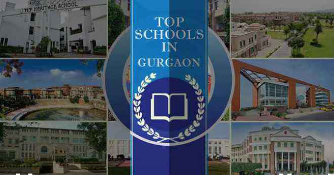 Best/Top Schools in Gurgaon {Latest Fees, Ranks, Boards, Ratings} | SchoolWiser Blog Featured Image