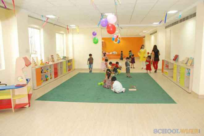 gd goenka public school sector 48 activity studio 2