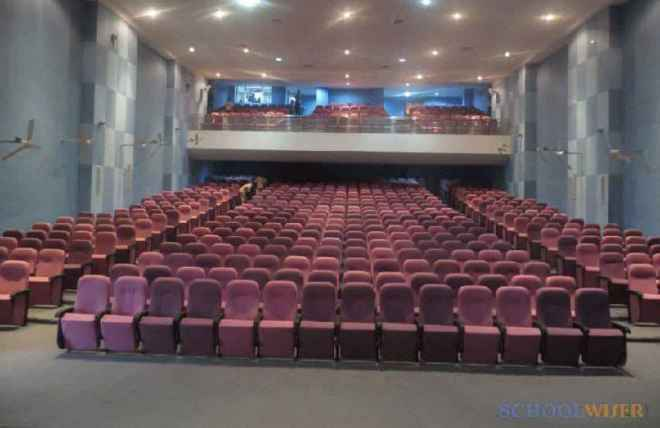 gd goenka public school sector 48 auditorium