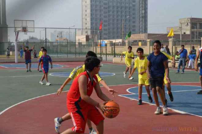 gd goenka public school sector 48 gurgaon gdgps school sports