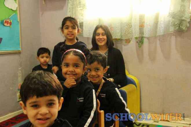 lancers startup nursery daycare school sector 48 gurgaon activity room