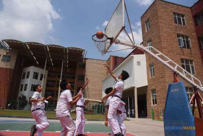 dps sushant lok gurgaon school building image 4lGXHuuJgqd7EXv