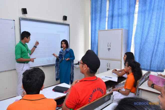 dps sushant lok gurgaon school classroom image IGdRB6WIN3FVTtV