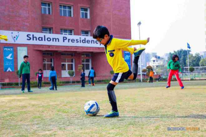 shalom presidency school gurgaon school playgrounds image XAdSxk5NzjB6y7u