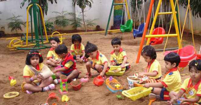 Pre-Nursery Admission at Preschool