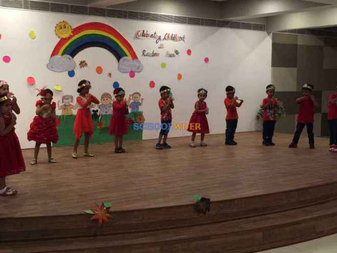 shalom presidency school gurgaon auditorium