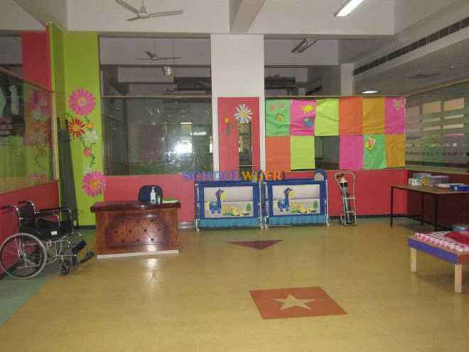 shalom presidency school gurgaon sick bay