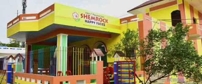 shermrock happy faces playschool sector 47 gurgaon building image