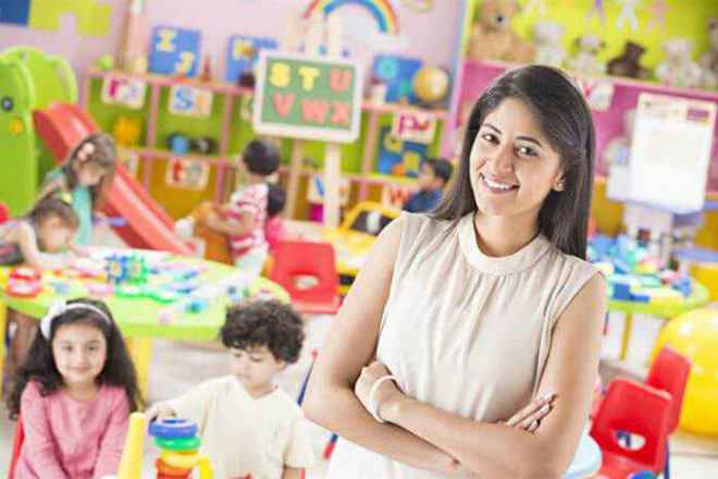 Top/Best 30 Play Schools in Gurgaon | SchoolWiser Blog Featured Image