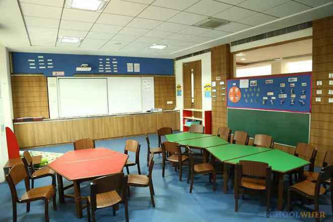 the paras world school india gurgaon activity room 2
