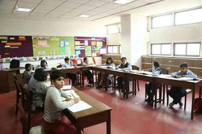 the paras world school india gurgaon classroom image 2