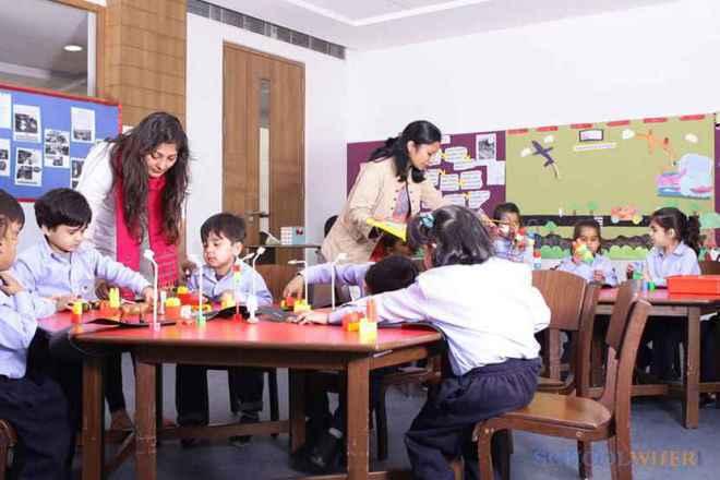 the paras world school india gurgaon craft 4