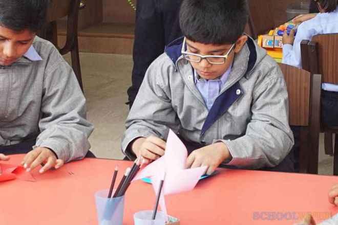 the paras world school india gurgaon craft 5