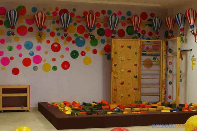 the paras world school india gurgaon indoor play area 2