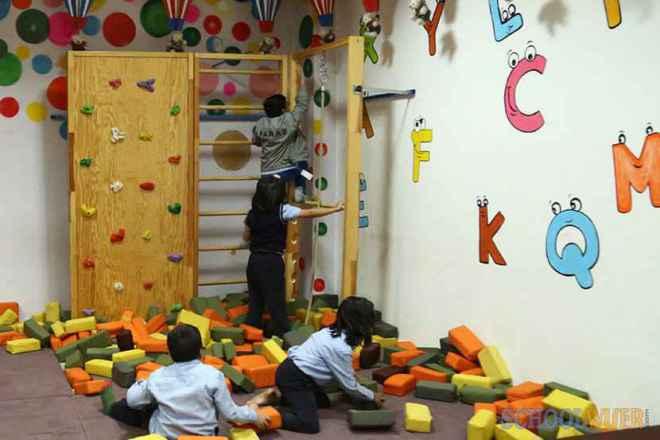 the paras world school india gurgaon play room