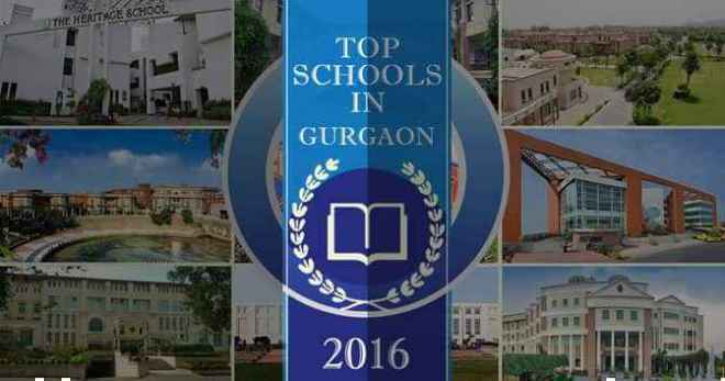 29 Top Schools in Gurgaon {Latest Ranking}   SchoolWiser Blog Featured Image