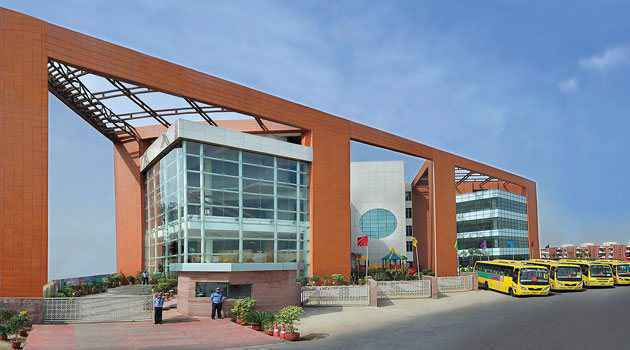 Ranked #7 of Schools in Gurgaon: Lotus Valley International School Gurgaon