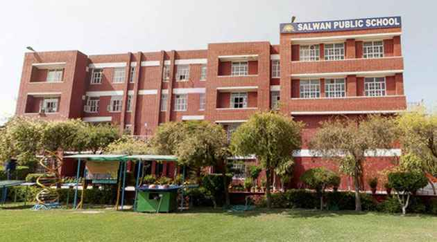 Ranked #9 of Top 10 Schools in Gurgaon: Salwan Public School Gurgaon
