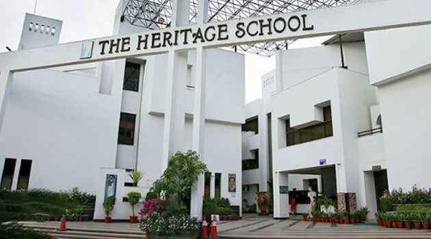 Ranked #1 Top 10 Schools in Gurgaon: The Heritage School Gurgaon (Sector 62, Gurgaon)