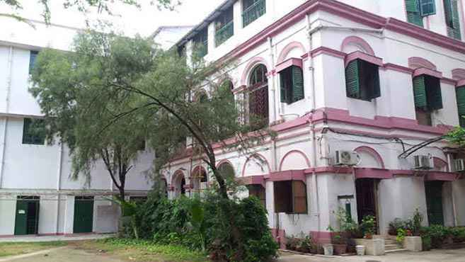 Ranked #20 Top Schools in Kolkata: Calcutta Girls High School Princep Street Kolkata