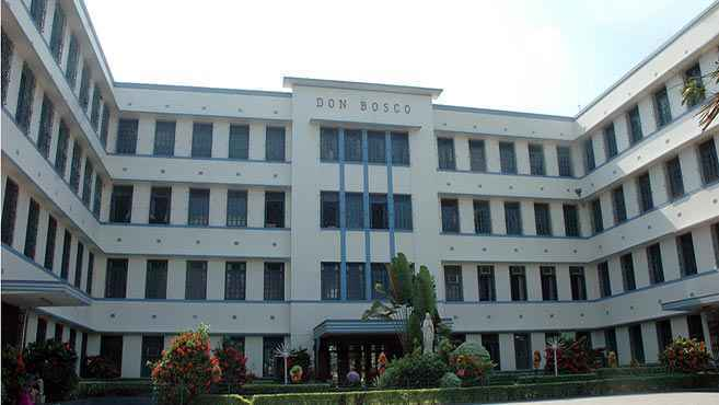 Ranked #9 Top Schools in Kolkata: Don Bosco School Park Circus Kolkata