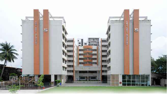 Ranked #15 Top Schools in Kolkata: Sri Sri Academy Alipore Road Kolkata