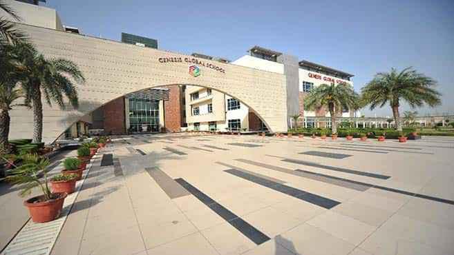Ranked #2 of Top Schools in Noida: Genesis Global School Noida