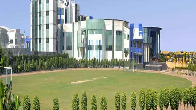 Ranked #5 of Top Schools in Noida: Lotus Valley International School LVIS Noida