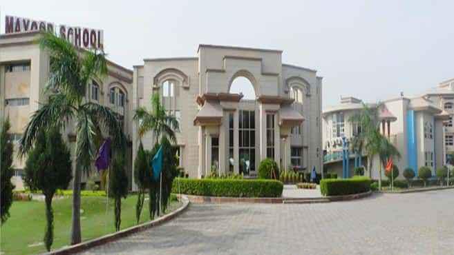 Ranked #16 of Top Schools in Noida: Mayoor School Noida