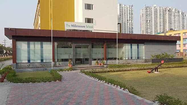 Ranked #19 of Top Schools in Noida: The Millennium School Noida